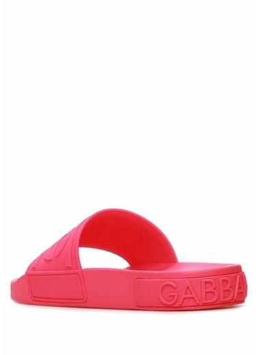 Dolce&Gabbana Plaj Terliği Pembe